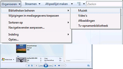 Windows Mediaplayer